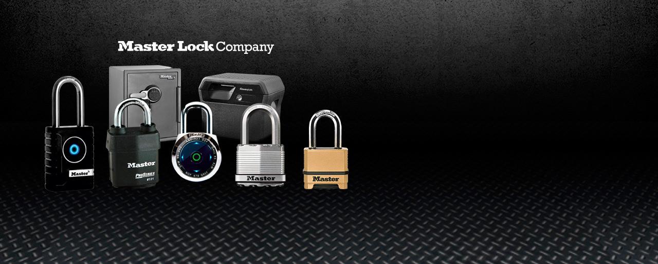 Acerca da Master Lock Company